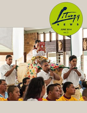 Liturgy News June 2014 cover image